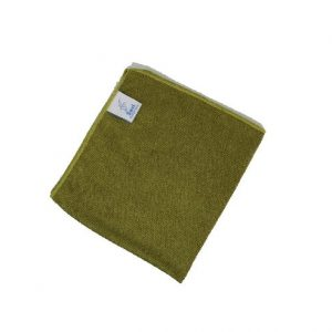 Microfibre-Glass-Cloth-Green