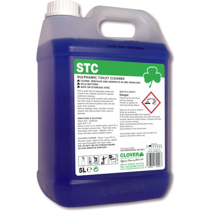 STC Toiler Cleaner 5L